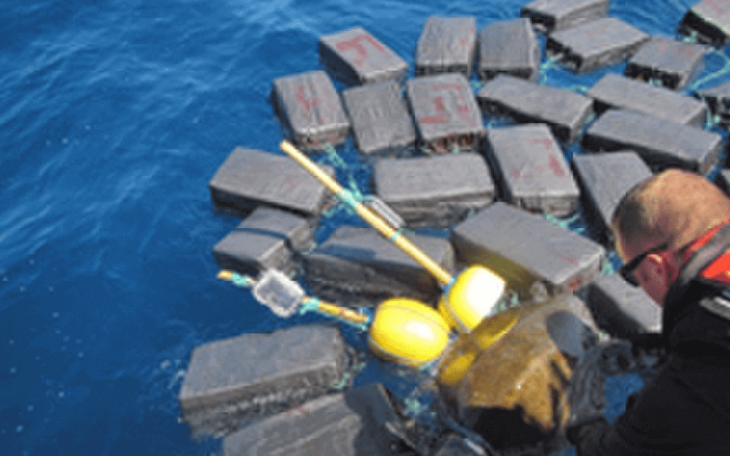 US Coast Guard Seizes Nearly 7 Tons of Cocaine