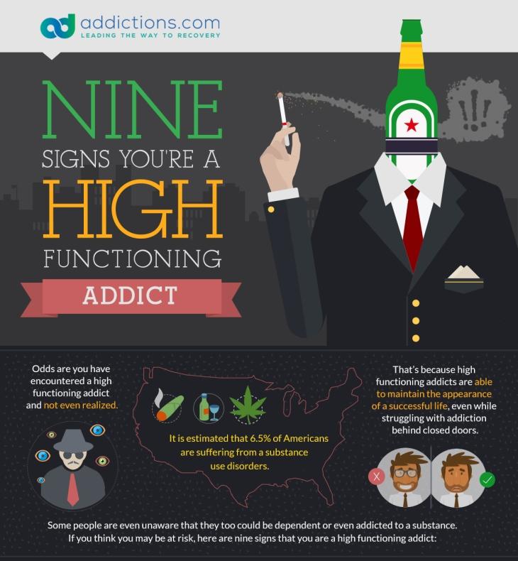 High Functioning Addict