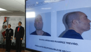 Former Gulf Drug Cartel leader Mario Ramirez surrendered to the U.S