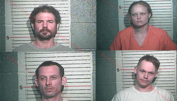 Four arrested in Frankfort hotel with large amounts of methamphetamine
