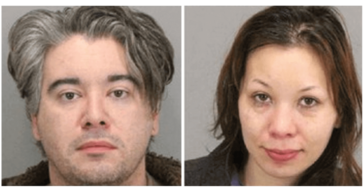 Couple arrested by Santa Clara police in possession of firearms and illegal drugs