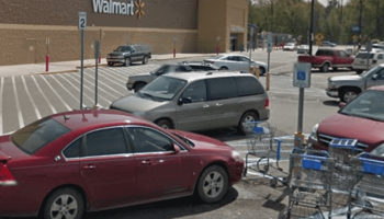 Alabama couple high on heroin crash car with child in back seat at Walmart
