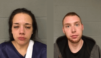 High-speed chase over two states leaves two arrested on heroin charges