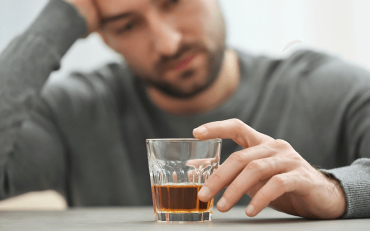 60% of young adults relying on alcohol to cope with everyday problems
