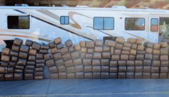cbp k9 stops second largest drug smuggling attempt at port of lukeville