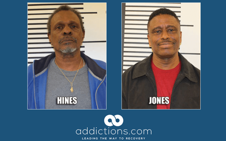 Four-month drug investigation leads to arrest of two craven county men