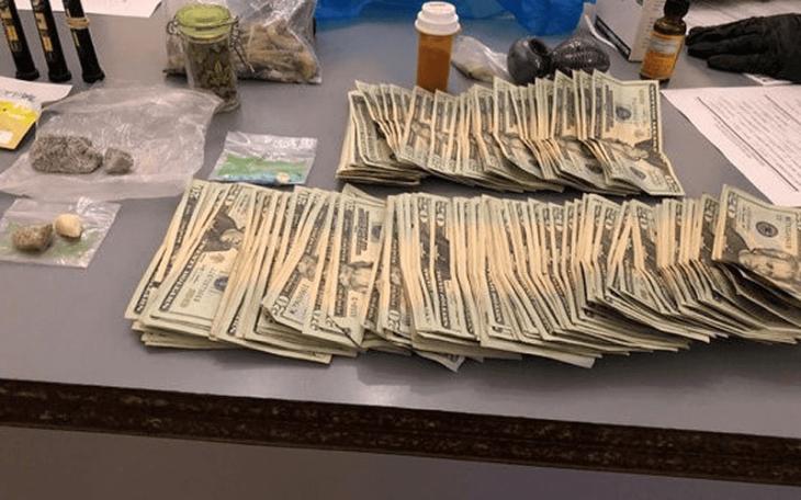 new orleans police say 4 arrested in bourbon street drug bust