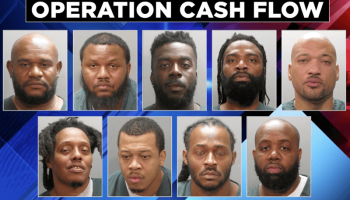 Operation Cashflow, a multi-agency dragnet takes 20,000 doses of heroin off streets