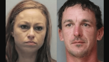 violent couple accused of dealing meth found with several types of drugs