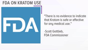 FDA declares Kratom a health risk