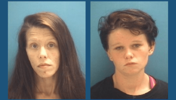 two arrested after smuggling giving inmate meth that killed her