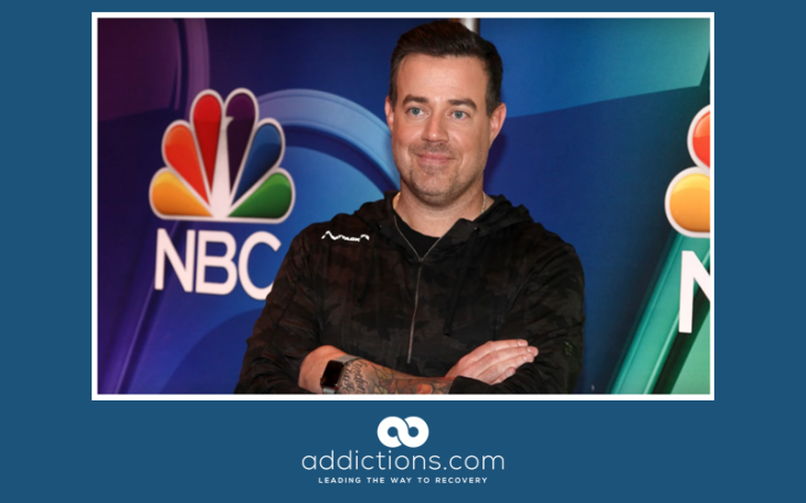 Carson Daly reveals his battle with anxiety attacks