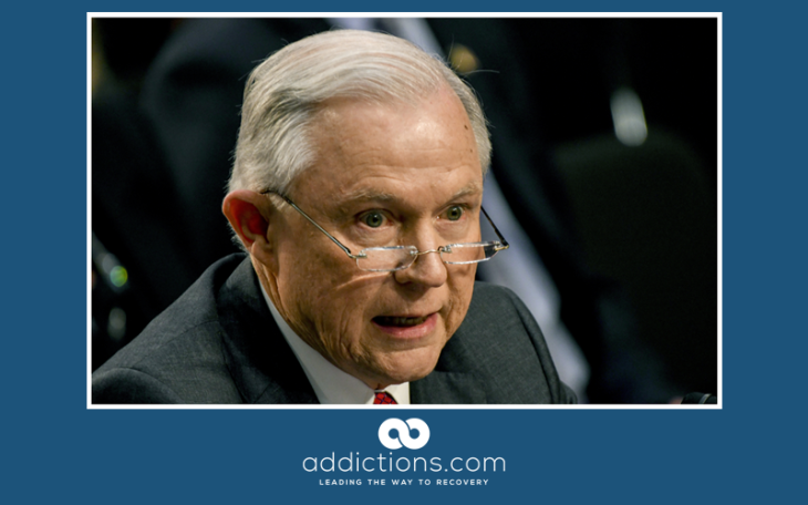 Jeff Sessions: DOJ won't pursue small-time marijuana cases