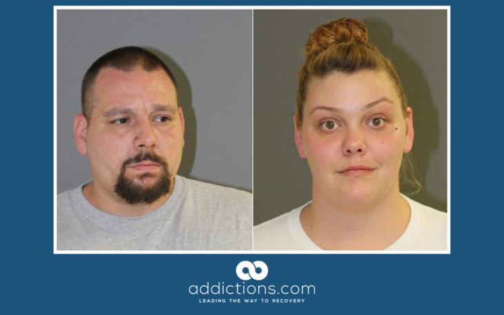 1,100 bags of fentanyl and heroin found in Connecticut bust