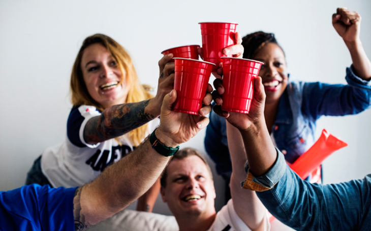 March Madness basketball tournament boosts binge drinking, drunk driving