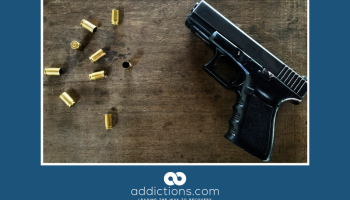 Opioids now kill as many as firearms