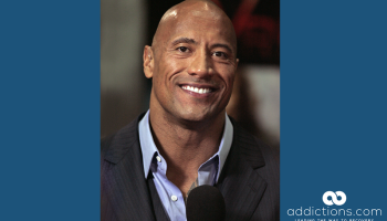 Dwayne The Rock Hid Depression