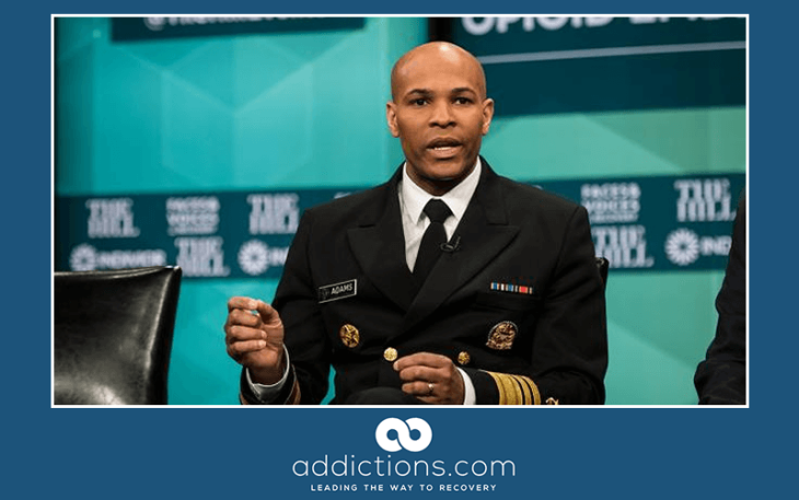 Surgeon General suggests public keep opioid overdose reversal kits on them all all time