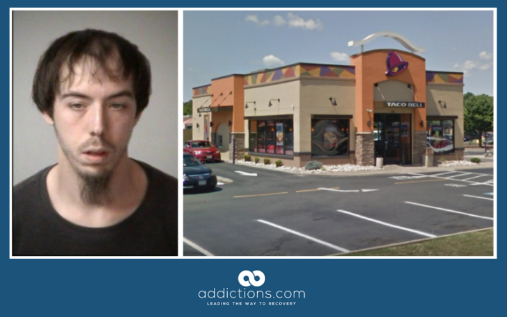 Heroin Overdose at Taco Bell
