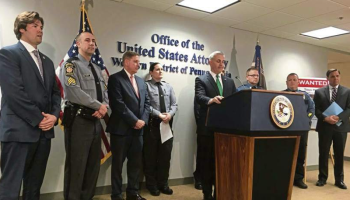 Feds bust one of largest cocaine rings in Western Pennsylvania 39 indicted