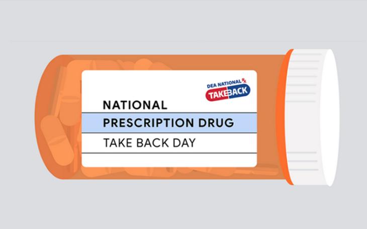 Google to support national prescription drug take back day