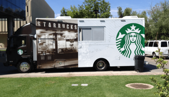 Truck carrying Starbucks products also found smuggling 126 pounds of meth