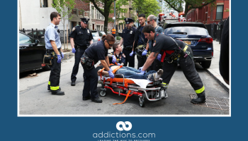 A K2 marijuana strain has caused 56 overdoses in New York