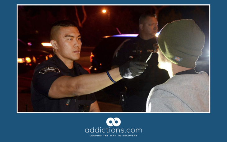 Study finds 58% of DUI drivers found with marijuana, opioids in system
