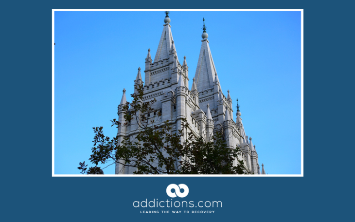 Mormon church against legalizing medical marijuana in Utah