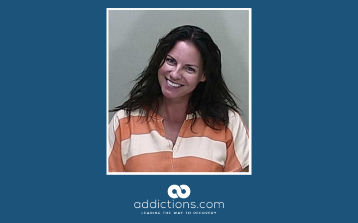 Florida woman smiles in mugshot after DUI causes fatal crash