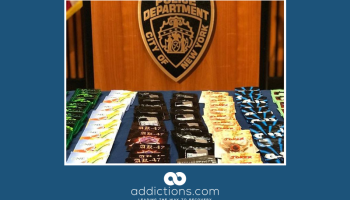 Brooklyn police seize 1,000 packets of K2 in drug raid