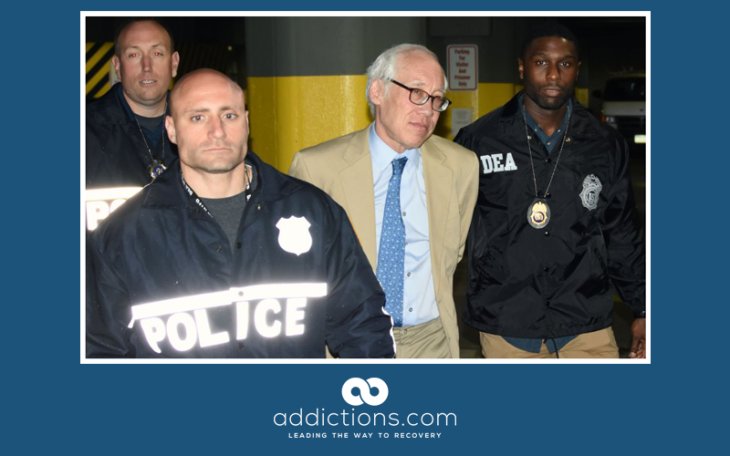 NY doctor charged with manslaughter for illegal prescriptions causing overdose deaths