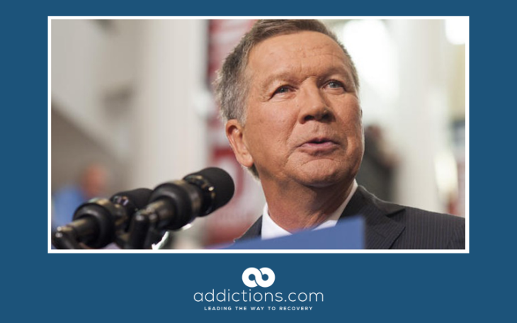 Ohio Governor increases penalties for fentanyl possession