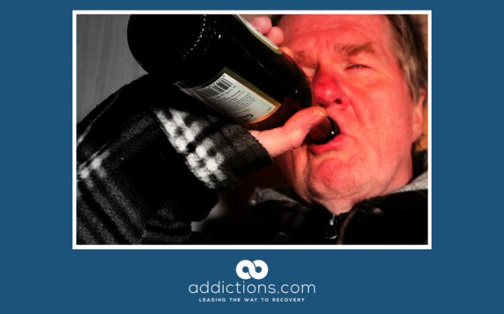 Study finds alcohol consumption rates linked to dementia