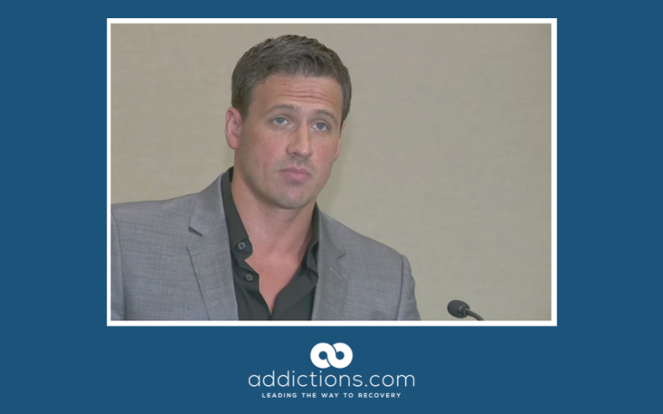 Ryan Lochte seeking treatment for alcoholism after DUI in Florida