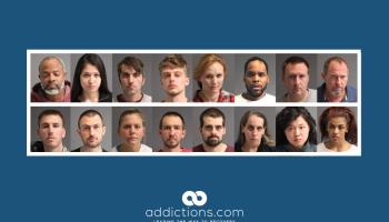 Maryland police bust drug ring, arrest over 20 people, confiscating $800K in heroin, fentanyl