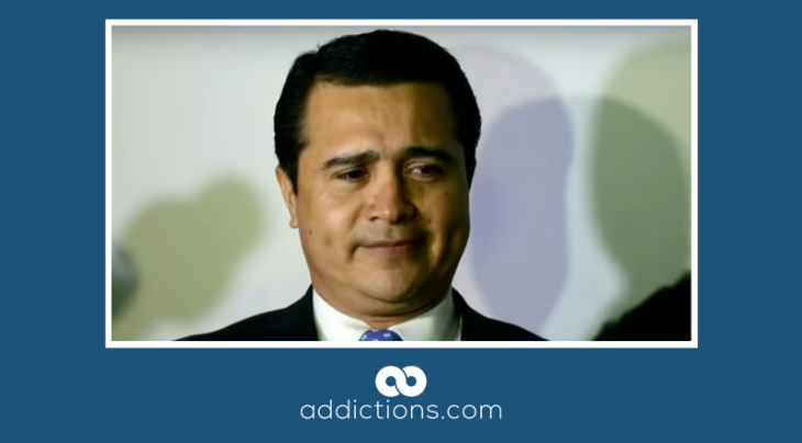 President of Honduras's brother arrested for drug trafficking in Miami