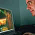 computer game addict
